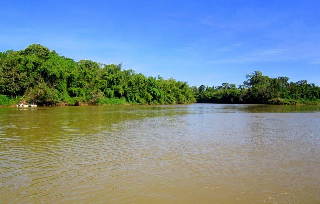 Du khách phải mất khá nhiều thời gian để khám phá hết con sông