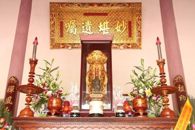 bài vị - Chùa Kim Sơn