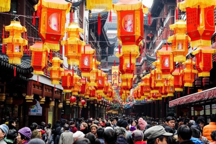 Đường phố Trung Quốc