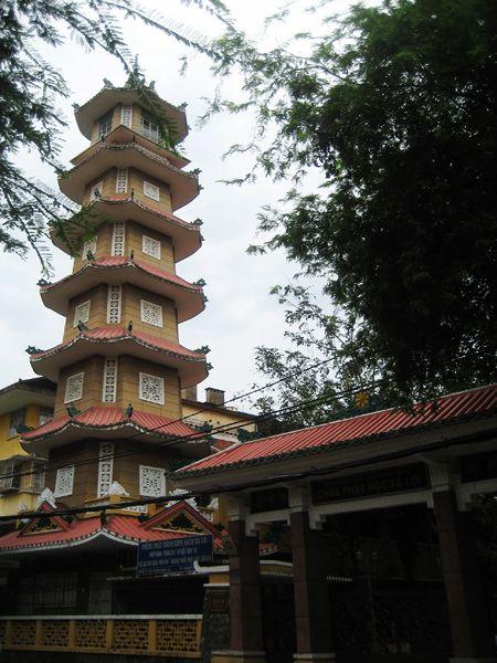 Những ngôi chùa nổi tiếng của Sài Gòn