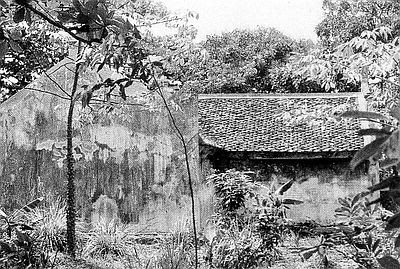 Đền Gắm Hải Phòng xưa