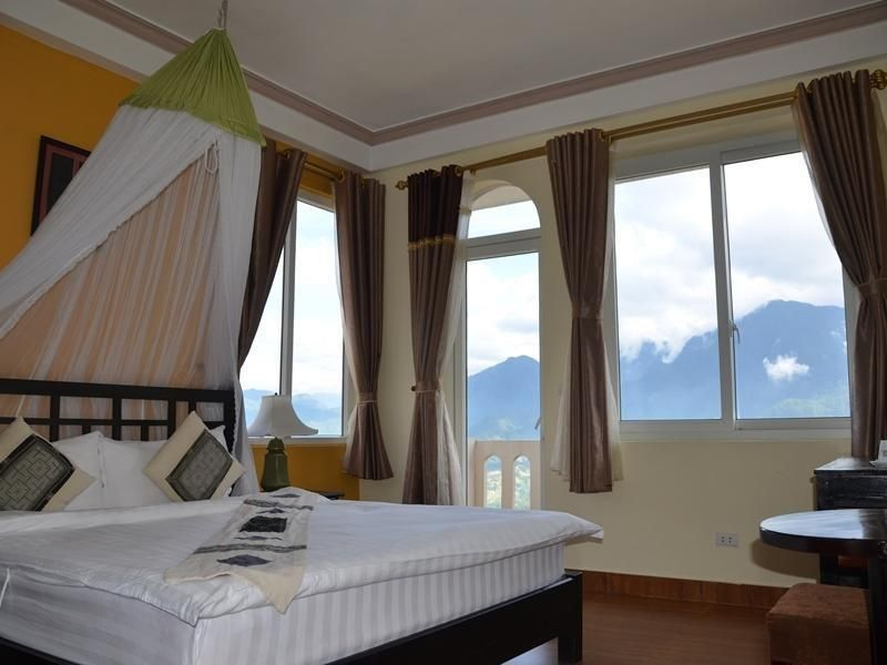 Top 6 khách sạn được yêu thích tại Sapa