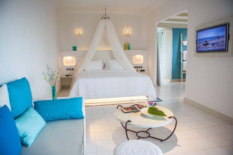 Phòng nhỏ xinh tinh tế - Ảnh: Alma Oasis Long Hải