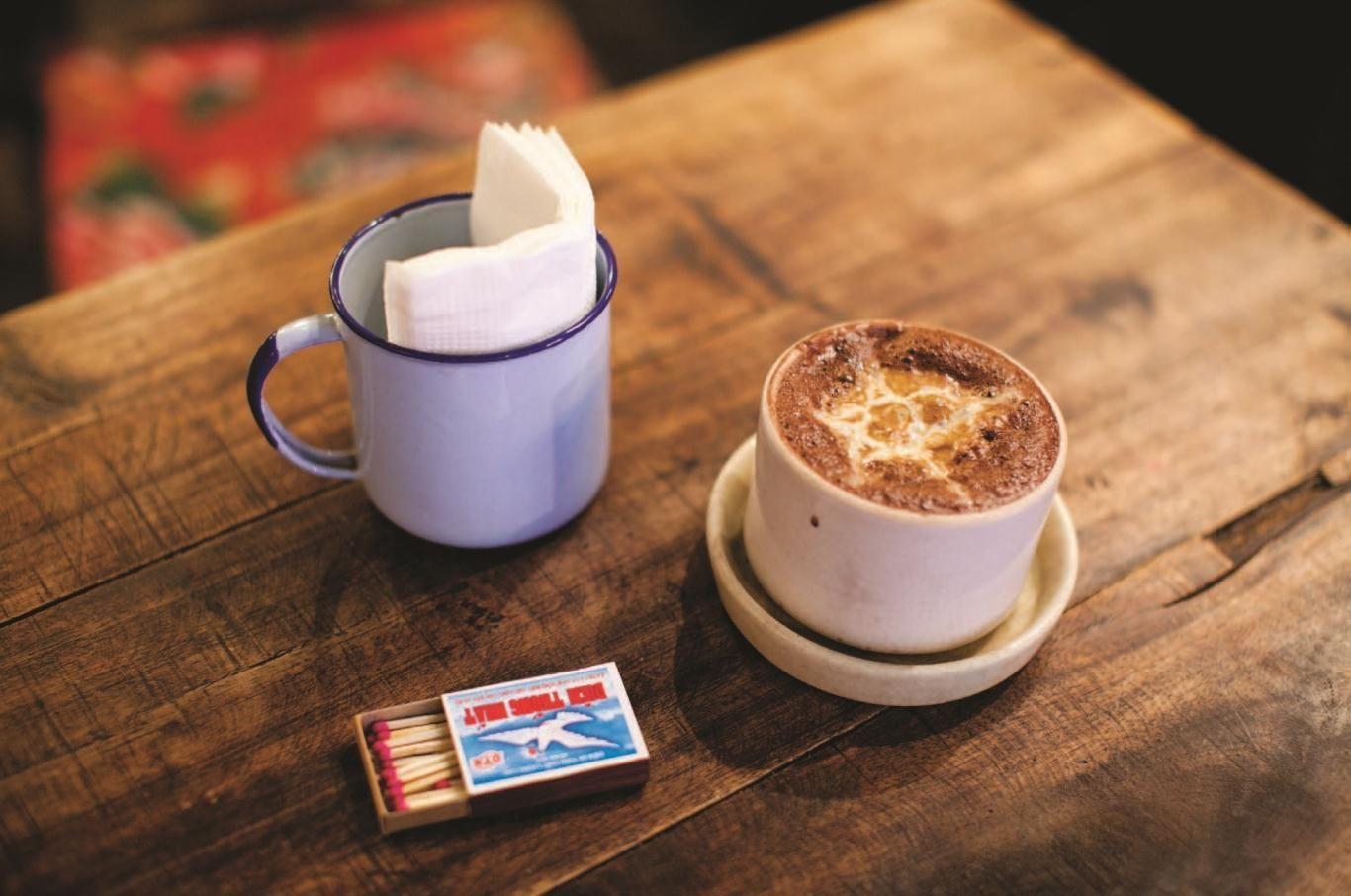 Văn hóa cà phê Sài Gòn