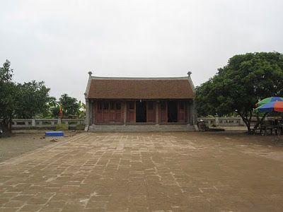 Đền Gắm Hải Phòng nay