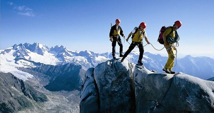 Người đi du lịch nhiều sẽ dễ dàng vượt qua mọi nỗi sợ hãi trong cuộc sống