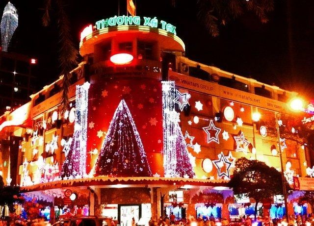 Điểm du lịch nào hấp dẫn mùa giáng sinh năm nay