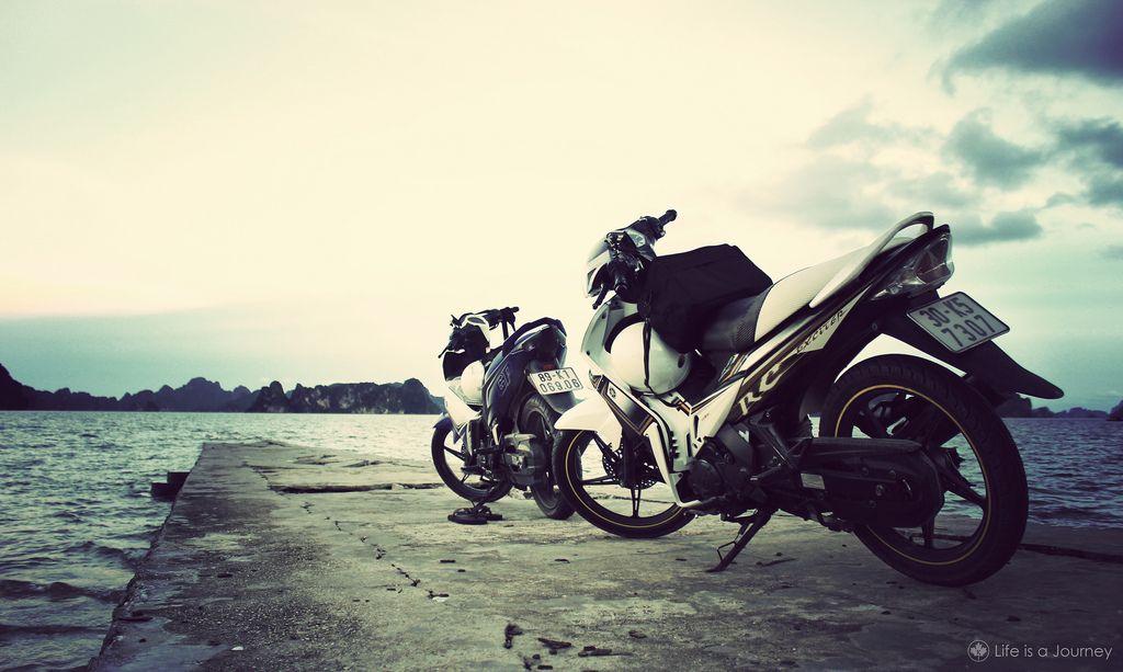 xe máy Cô Tô