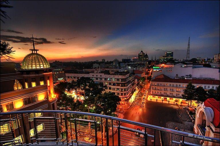 Các quán cafe có view đẹp ở Sài Gòn