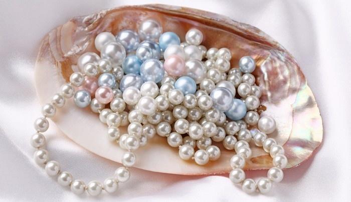 Ngọc trai Phú Quốc sáng đẹp lung linh