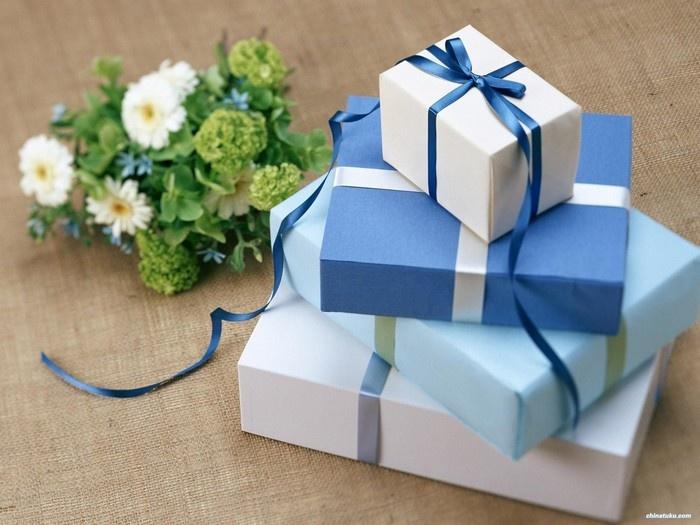 Và cả những món quà ý nghĩa