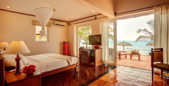 Lắng nghe sóng biển mỗi sớm mai thức giấc tại bungalow hướng biển
