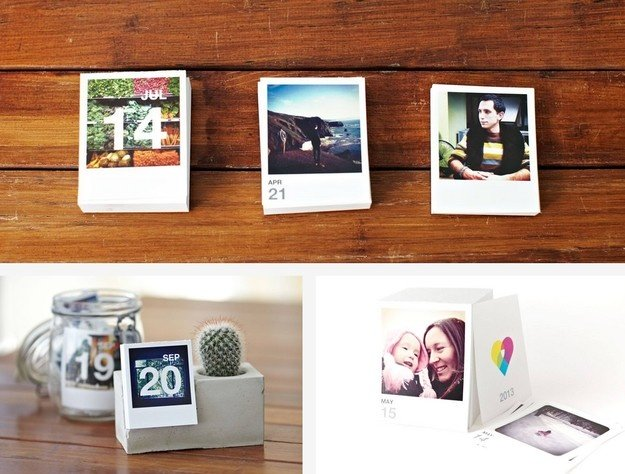 Kết hợp cùng một số khung trang trí phù hợp, bạn vừa có thể chia sẻ những kỉ niệm của mình vừa trang trí cho căn nhà