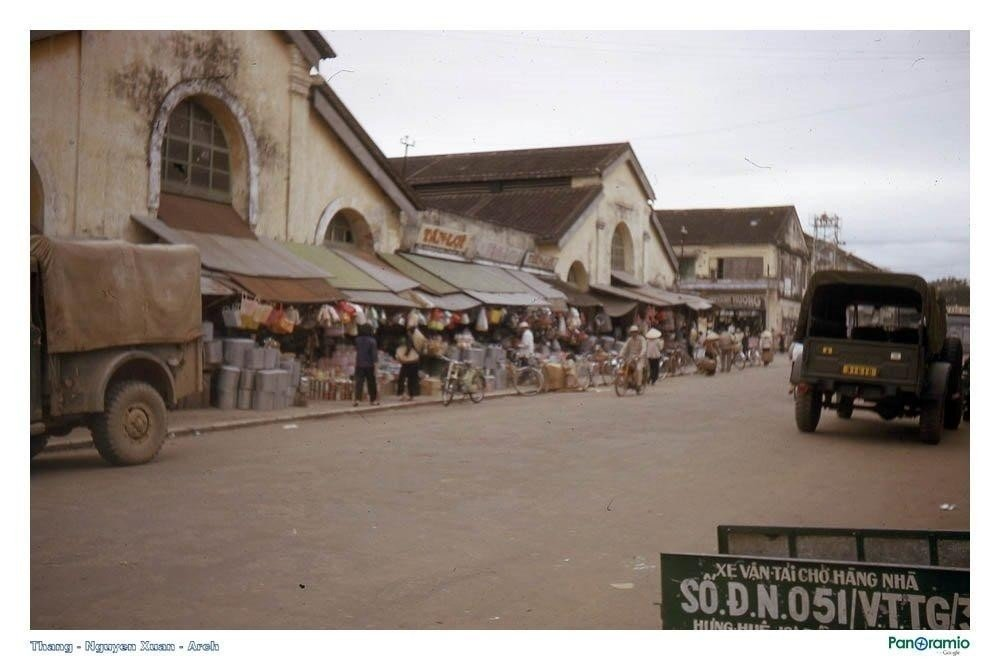 Đà Nẵng-Chợ Hàn xưa những năm 60