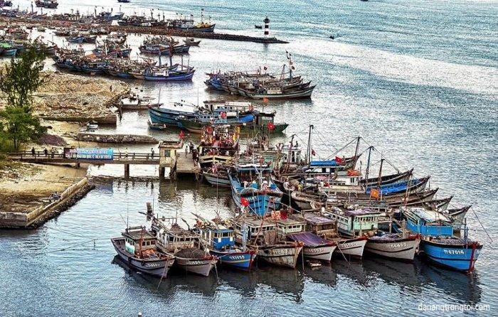 Đà Nẵng-Âu thuyền Thọ Quang