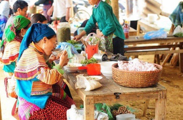 Những món ăn truyền thống đặc trưng