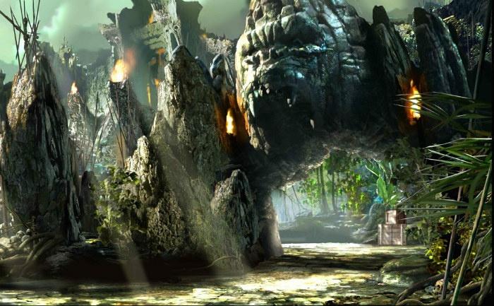 Những điểm du lịch sẽ xuất hiện trong phim Kong