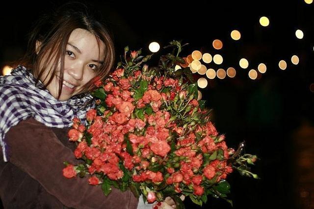 Chọn 1 bó hoa cho riêng mình