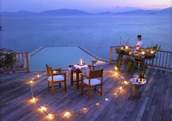 Vịnh Ninh Vân riêng tư cũng là gợi ý cho chuyến du lịch tháng 3