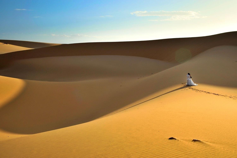 Ghé thăm những cồn cát đẹp nhất Đông Nam Á