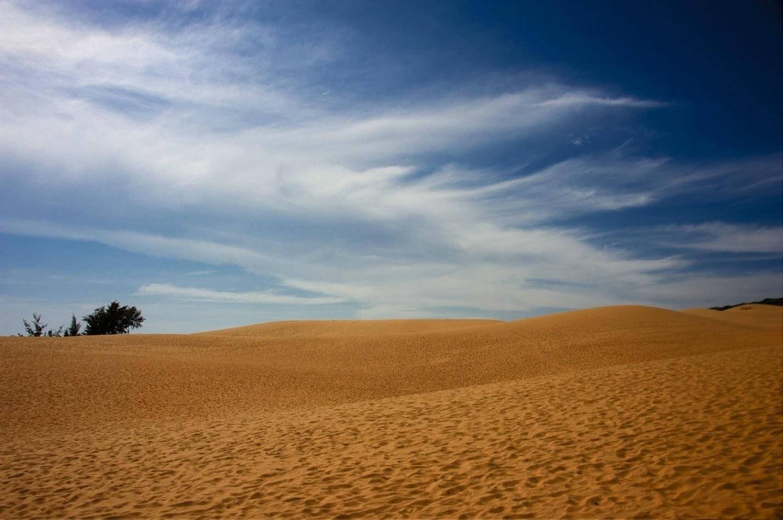Đồi cát Đỏ - Nơi chỉ cách trung tâm chừng 20 phút đi xe
