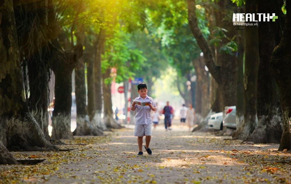 Miên man dòng ký ức tuổi thơ Hà Nội