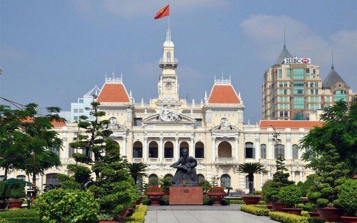Ủy ban nhân dân Hồ Chí Minh