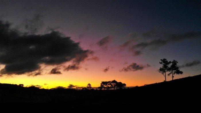 Choáng ngợp trước thời khắc thiên nhiên Lâm Đồng đẹp ảo diệu