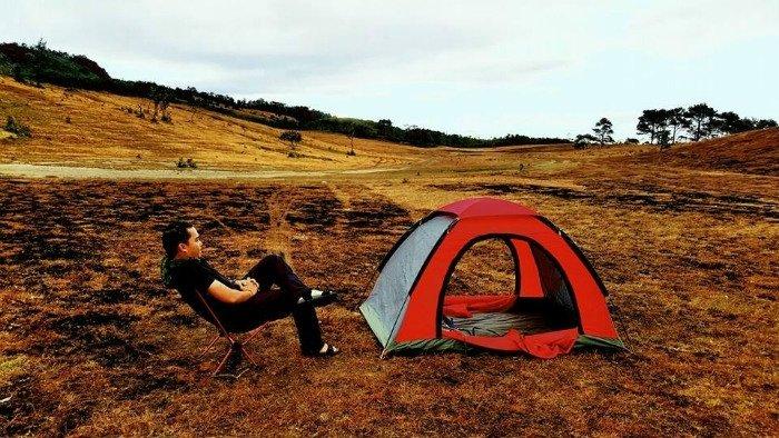 Lâm Đồng - Điểm hẹn lý tưởng cho chuyến cắm trại