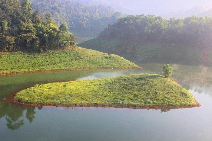 Na Hang - điểm đến hứa hẹn đầy thú vị dành cho du khách du lịch Tuyên Quang