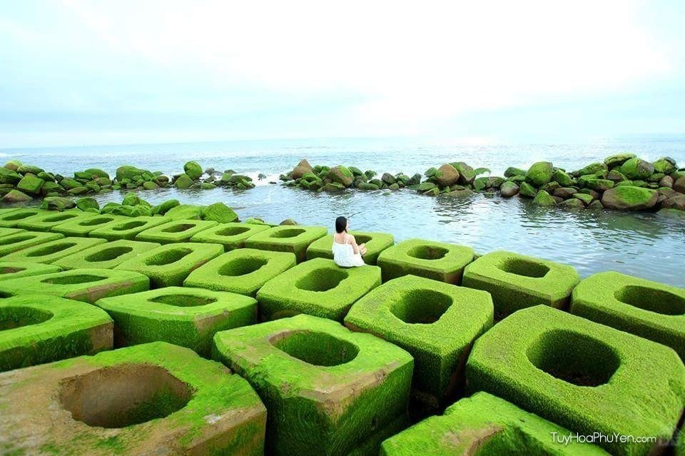 Tìm về Phú Yên gửi trọn lời yêu tháng 3 cùng sóng