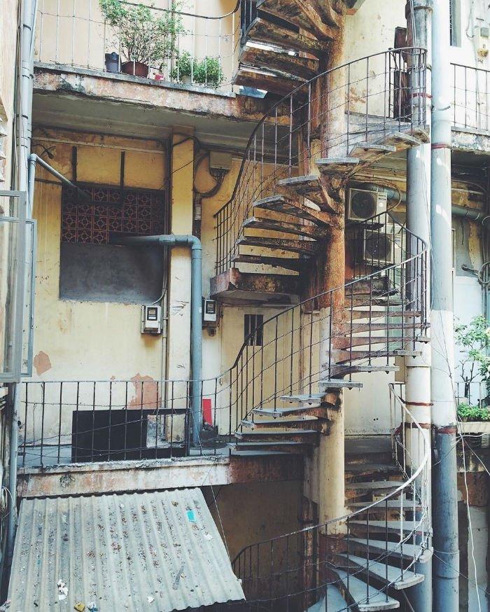 Sài Gòn - Ở đâu đó vẫn còn có một nơi cổ đến thế