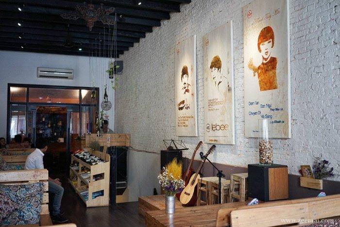 Lắng đọng của Người Sài Gòn cafe tại chung cư Thái Văn Lung