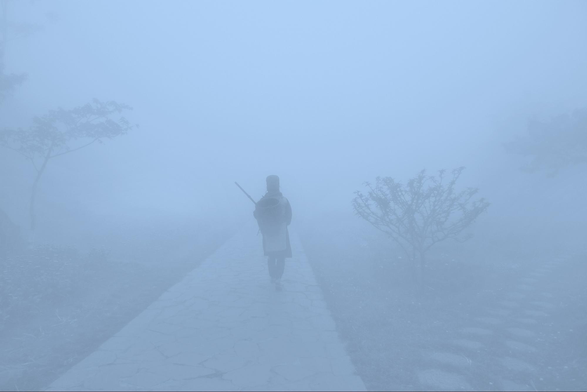 Sapa sương khói mờ nhân ảnh