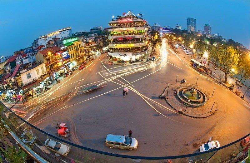 Nhịp sống hiện đại của Hà Nội ngày nay -