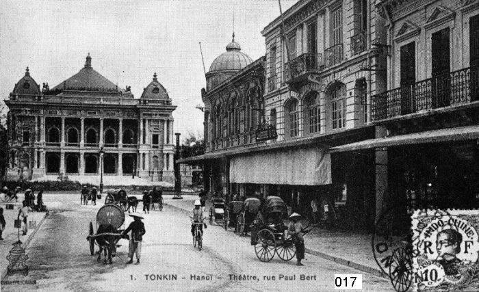 Nhà hát Lớn Hà Nội những năm đầu thế kỉ XX