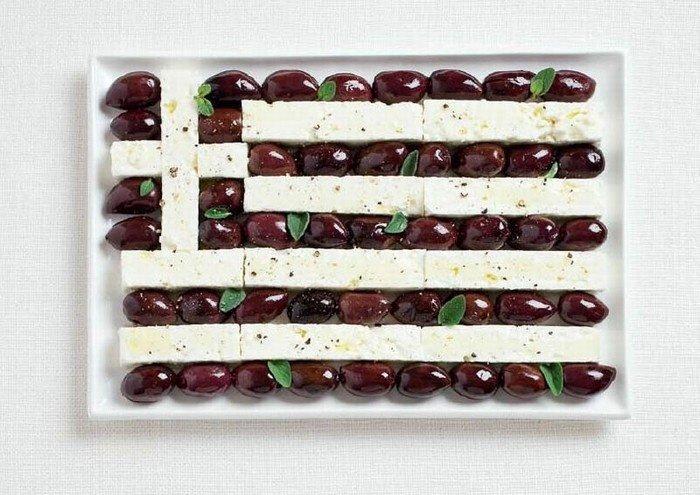 lá cờ Hy Lạp