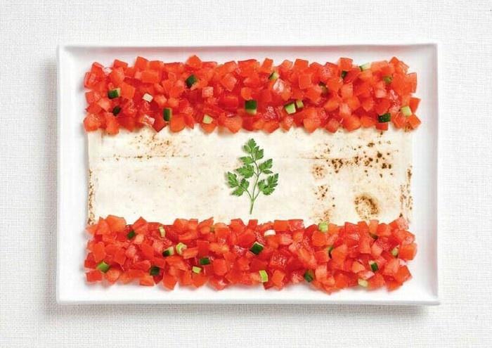 Quốc kỳ Li - băng