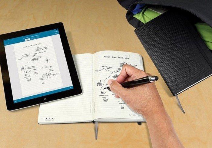 Ghi chép những điều cần thiết trong cuốn sổ tay