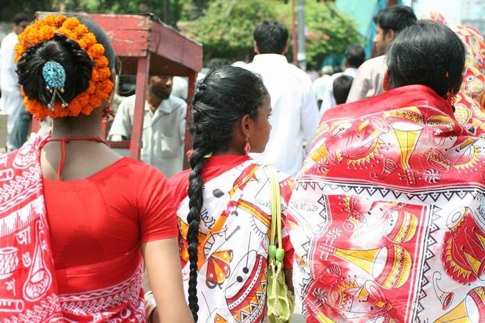 Bangladesh, Ấn Độ