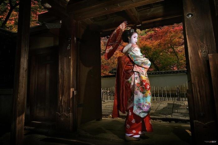 Nét đẹp truyền thống của mảnh đất Kinh Đô Thị - Kyoto