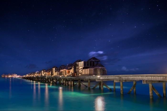 Maldives là địa điểm lý tưởng cho năm mới