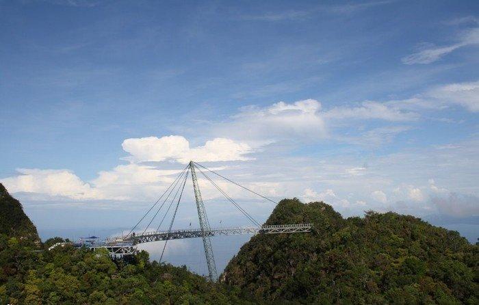 Du lịch mùa hè bạn sẽ được ngắm trời mây trong xanh