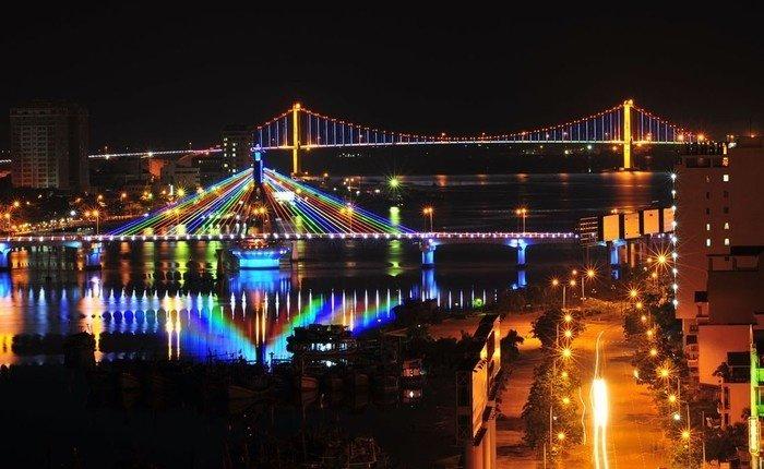 Những cây cầu điểm tô cho thành phố