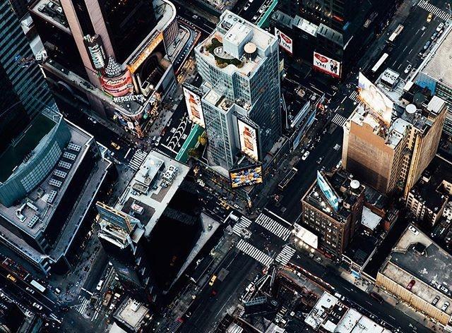 Quảng Trường Thời Đại (Times Square)