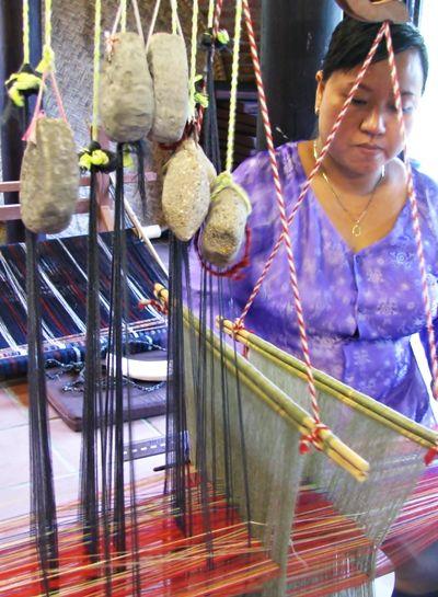 Làng dệt Mã Châu