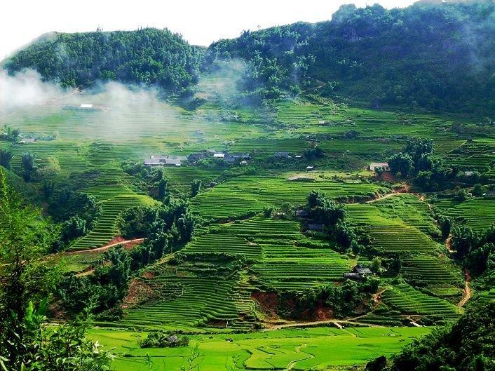 Những địa điểm du lịch nổi tiếng miền bắc Việt Nam