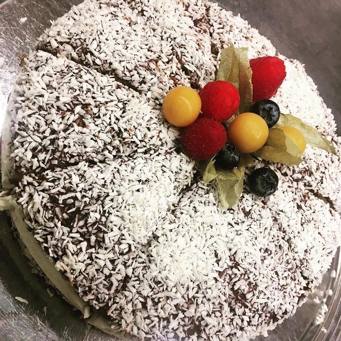 Bánh Lamington Úc – món bánh quốc dân của đất nước chuột túi xinh đẹp