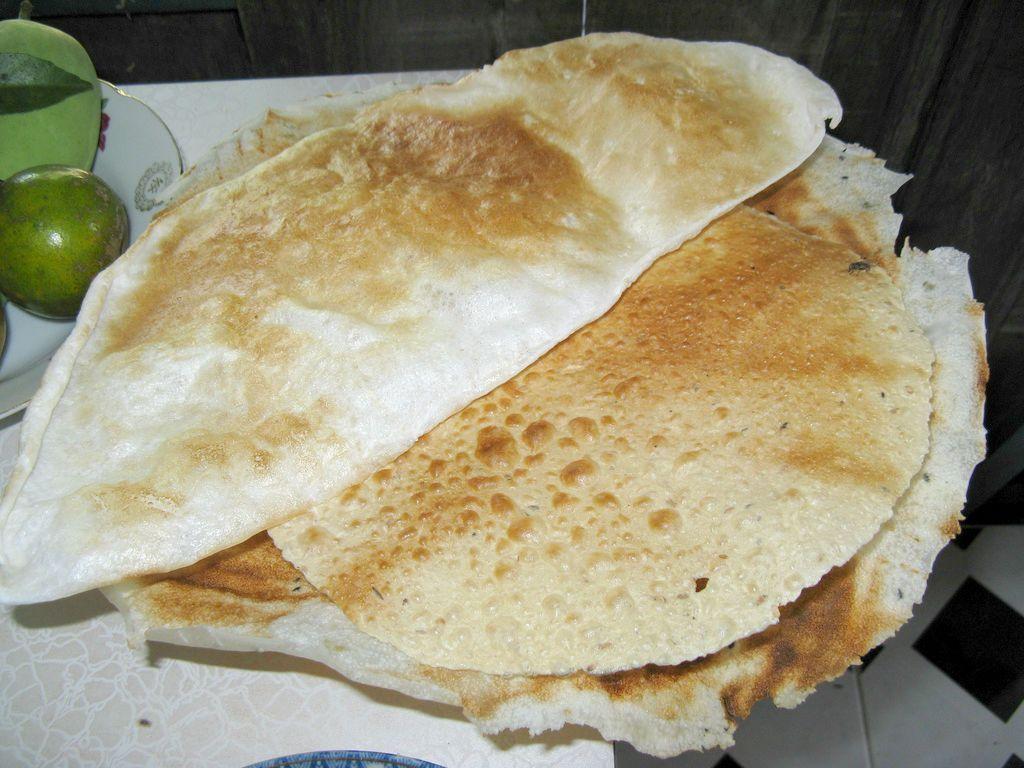 Bánh tráng nướng