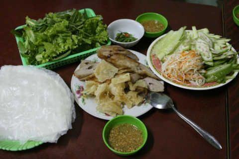 Bánh tráng Phú Châu